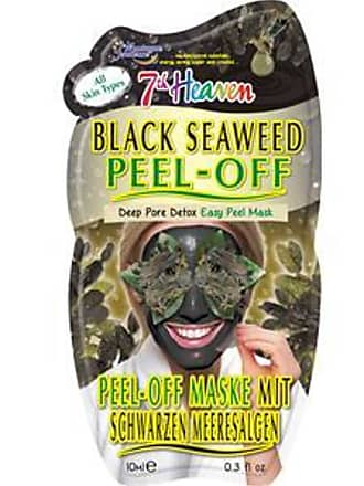 7th Heaven 7th Heaven Gesichtspflege Black Seaweed Peel-Off Mask 10 ml
