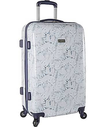 b39f2c342 Tommy Bahama Carry On Hardside Luggage Spinner Suitcase, ARTSY Leaf