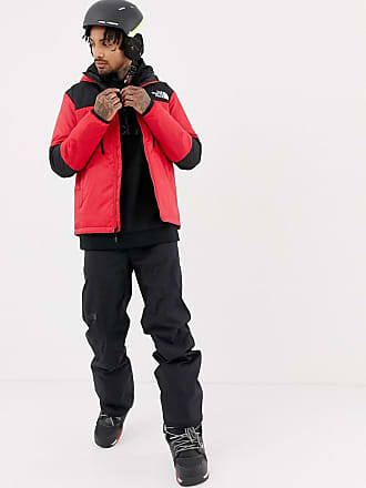 The North Face Chavanne snowboard pant in black - Black