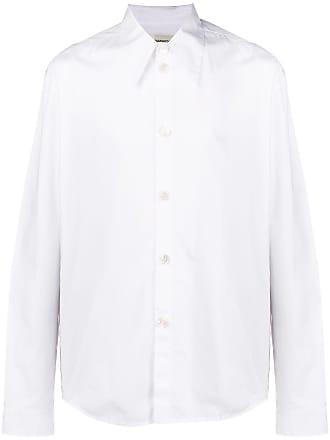 Namacheko Camisa com detalhes laterais - Branco