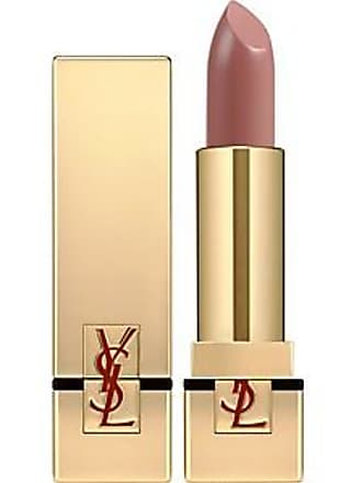 Yves Saint Laurent Beauty Womens Rouge Pur Couture Satin Radiance Lipstick - 10 Beige Tribute