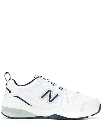 945cdbf4557 New Balance panelled sneakers - White