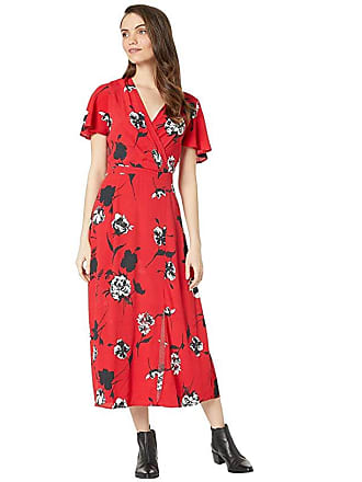 Yumi Kim Milan Story Dress (Tango Red) Womens Dress