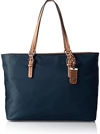 6b58a3b770 Tommy Hilfiger Tote Bag for Women Julia, Tommy Navy