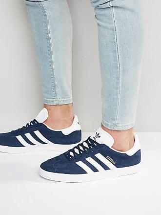 online retailer c743f 8a38b adidas Originals Gazelle - Marineblaue Sneaker, BB5478 - Navy