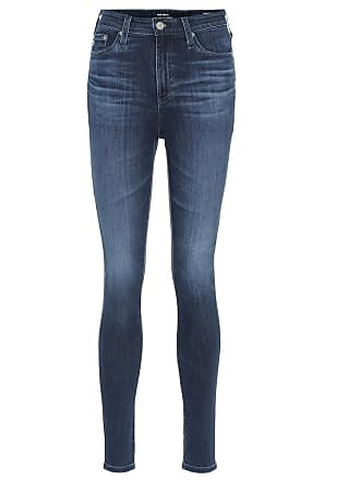 AG - Adriano Goldschmied The Mila high-rise skinny jeans