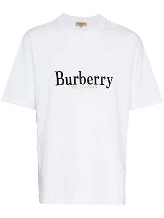 Burberry archive logo T-shirt - White