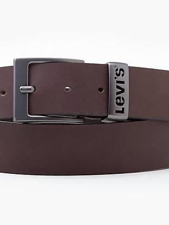 Levi's Ashland Metal Belt - Brown