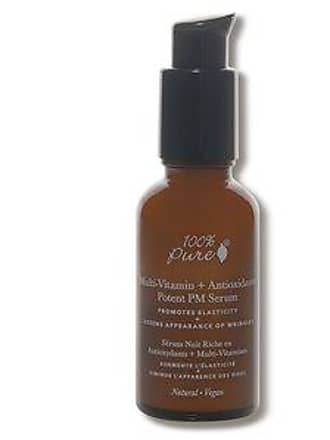 100% Pure Multi-Vitamin Antioxidants Potent PM Serum