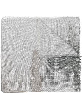 Blanca Cachecol com franjas - Neutro