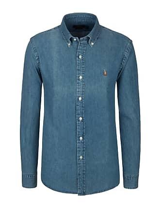 8da7ef4ef997ed Button-Down Hemden in Blau  Shoppe jetzt bis zu −47%