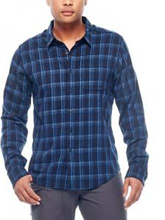 Icebreaker Mens Compass Flannel Shirt