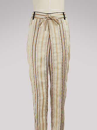 Forte_Forte Striped pants