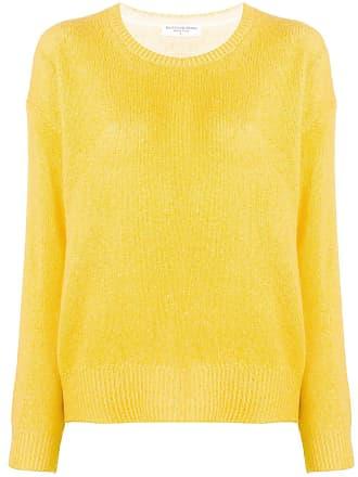 Majestic Filatures Suéter de cashmere - Amarelo