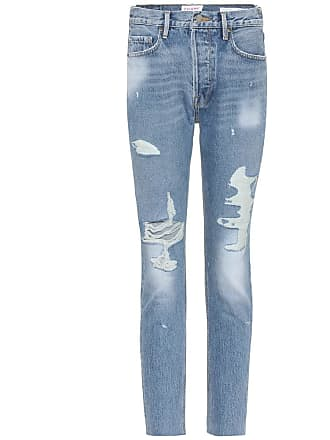 Frame Denim Le Original Skinny distressed jeans