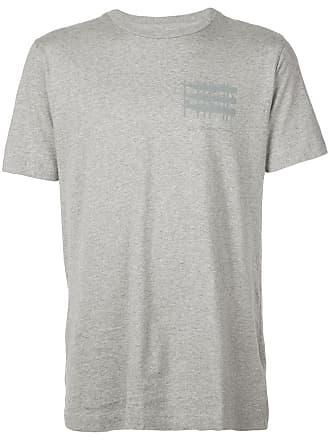 Off-white Camiseta com logo - Cinza