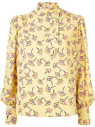 Baum Und Pferdgarten Camisa floral - Amarelo