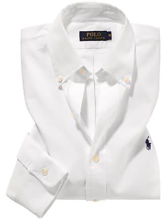 33cea806ebcb60 Polo Ralph Lauren Casualhemd Custom Slim Fit (Weiß) - Herren