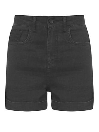 YES I AM JEANS Short Vera Yes I Am Jeans - Preto