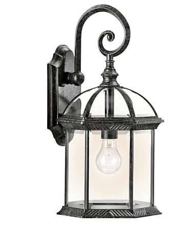 Kichler 49186LED Barrie 19 LED Outdoor Wall Light with Beveled Glass