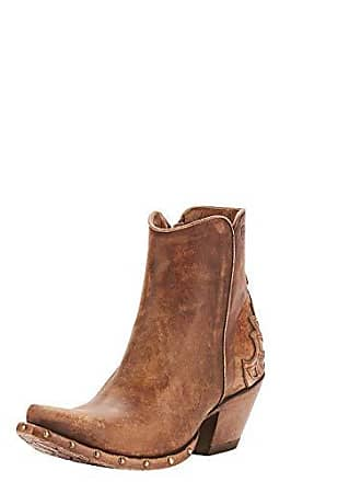Ariat Ariat Womens FENIX Boot, naturally distressed taupe, 6 B US