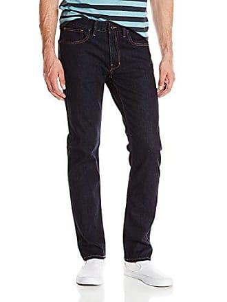 O'Neill Mens The Straight Jean, Light Rinse Wash, 40