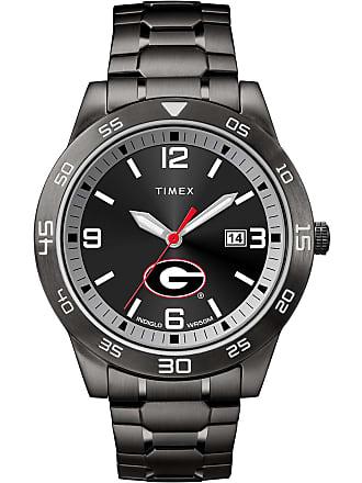 Timex Timex Watch Mens Acclaim Georgia Bulldogs Black Item TwzugeoMMyz