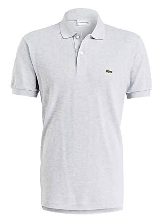 Lacoste Piqué-Poloshirt Classic Fit - HELLGRAU MELIERT fad7bea9c9