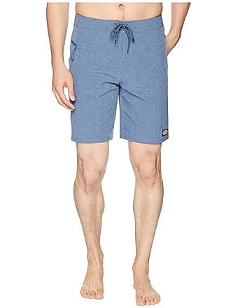 54e08d050d925 Vineyard Vines Heather Stretch Boardshorts (Moonshine) Mens Swimwear