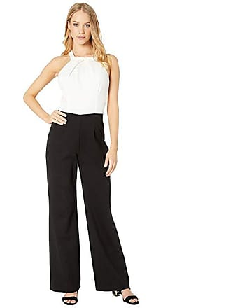 3cca0b0c10a Trina Turk Naima Jumpsuit (Black Whitewash) Womens Jumpsuit   Rompers One  Piece