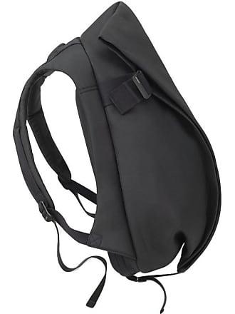 Côte & Ciel Isar Medium Eco Yarn Backpack   Black