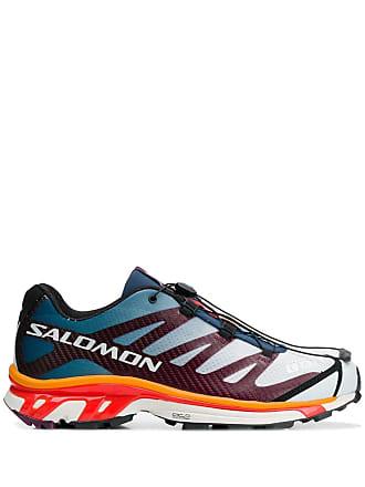 Salomon S/Lab Tênis com cadarço contrastante - Azul