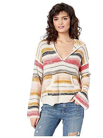 828593ffbe Billabong Baja Beach Sweater (Havana Red) Womens Sweater
