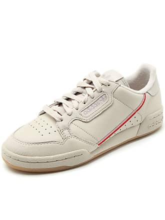 adidas Originals Tênis Couro adidas Originals Continental 80 Nude