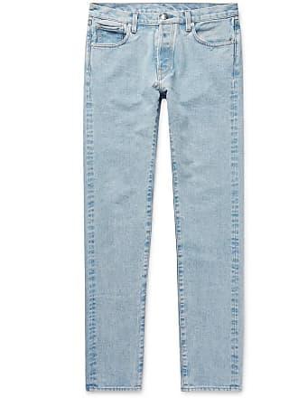 Simon Miller M001 Slim-fit Denim Jeans - Light blue