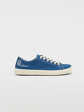 Maison Margiela Maison Margiela Sneakers Blue Cotton