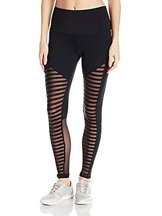Onzie Womens Fierce Legging, Black, M/L