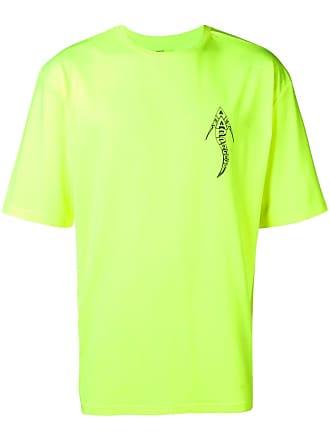 Ex Infinitas ex-approach T-shirt - Amarelo