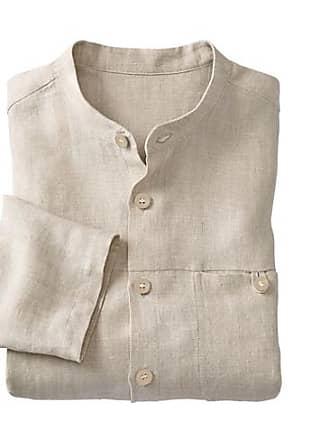 Linnen Overhemd Heren Lange Mouw.Voor Mannen Shop Linnen Overhemden Van 125 Merken Stylight