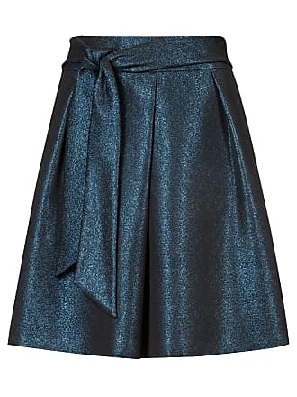 HUGO BOSS Hugo Boss High-rise A-line skirt in sparkly fabric 12 Patterned