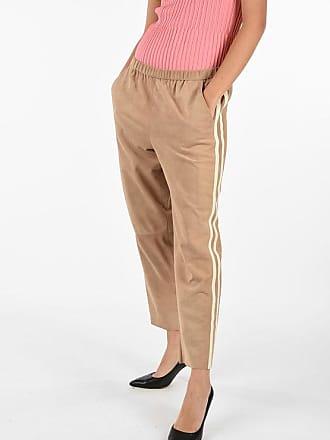 Drome Suede Leather Pants Größe L