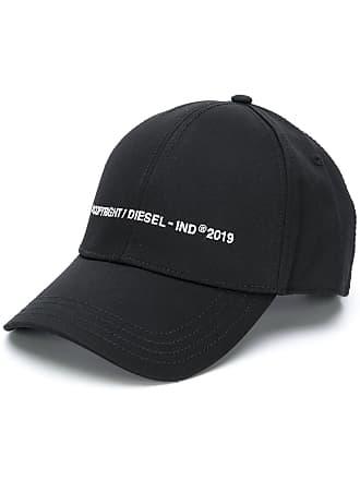 pretty nice 2db95 3aca5 Diesel Copyright baseball cap - Black
