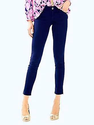 Lilly Pulitzer Lilly Pulitzer Womens 31 Worth Skinny Jean - Sateen