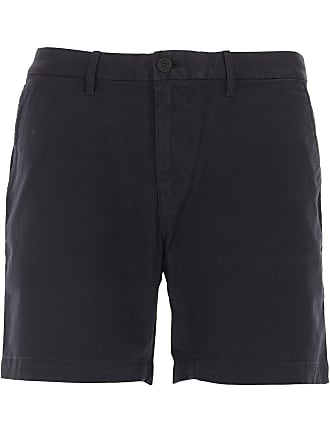 259c0e9327 Burberry Pantaloncini Shorts Uomo On Sale in Outlet, Blue Navy, Cotone,  2017,
