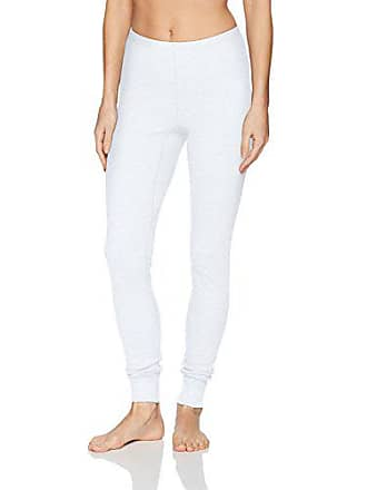 Fruit Of The Loom Womens Thermal Waffle Bottom, White, Small