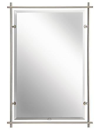 Kichler Kichler 41096NI Eileen Mirror in Brushed Nickel