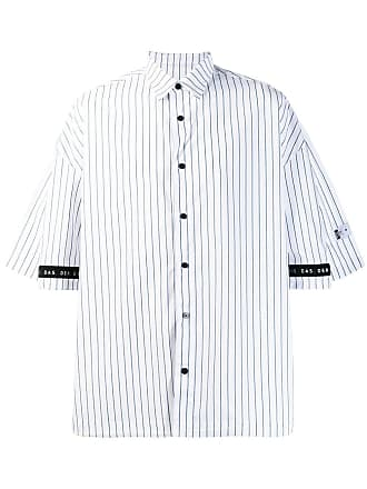 Youser Camisa listrada - Branco