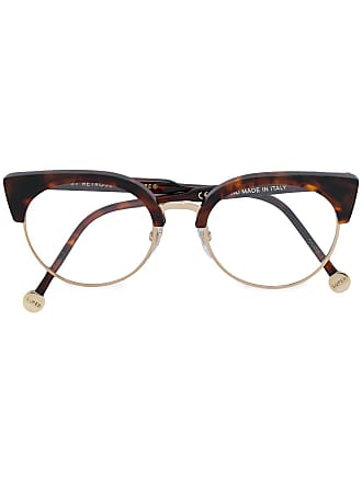 Retro Superfuture Numero 30 classic glasses - Brown