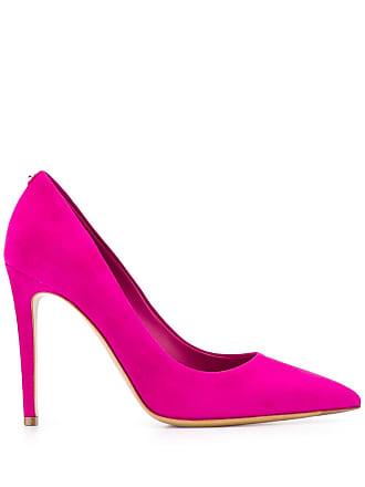 Salvatore Ferragamo pointed-toe pumps - Rosa