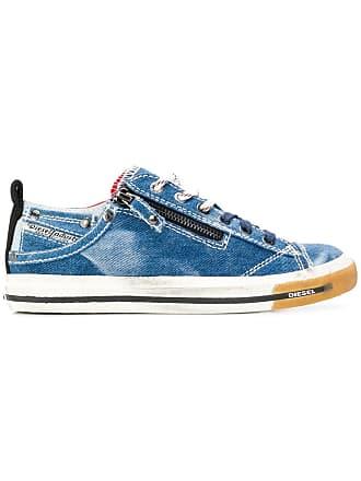 Diesel Tênis jeans - Azul